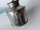 Масленка металлическая средняя Лот №2, фото №9