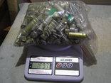 Конденсаторы электролитические, б/у., фото №4