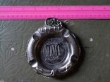 Пепельница для сигарет металическая Одесса мама, фото №4