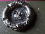 Пепельница для сигарет металическая Одесса мама, фото №2