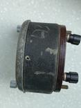 Авиационные часы АЧХ с позолоченным механизмом, фото №10