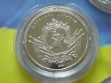 25 років незалежності України (набір з 4 монет) 5 грн. 2016 фото 7