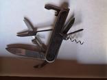 Сувенирный набор нож пепельница зажигалка, фото №13