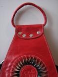 Рюкзак.кожа, фото №4