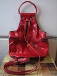 Рюкзак.кожа, фото №7