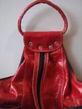Рюкзак.кожа, фото №10