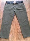 Teilor плотные котон штаны + ремень Gant, фото №4