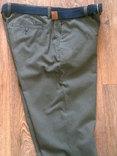 Teilor плотные котон штаны + ремень Gant, фото №12