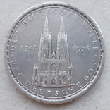 Медаль. Кельнский собор 1248-1928 г.г., фото №3
