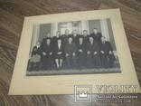 XIX з`їзд ком партії України делегати від Закарпатської області 1956, фото №2