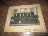 XIX з`їзд ком партії України делегати від Закарпатської області 1956, фото №3