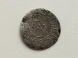 Рижский солид Сигизмунда lll 1618, фото №3