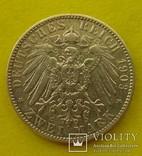 2 марки, Саксония, 1903 год., фото №3