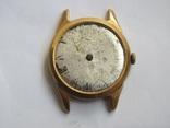 Часы в позолоте Au20у ПЧЗ, фото №3