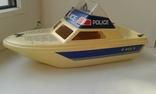Полицейский патрульный катер. Германия., фото №3