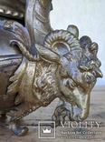 Старая керосиновая лампа ., фото №4
