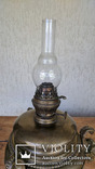 Старая керосиновая лампа ., фото №12