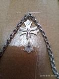 Цепочка с крестиком., фото №4