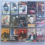 Аудио кассеты 56 шт, фото №3