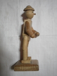 "Деревянная кукла ""Pinocchio"", фото №4"