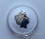 Дракон и Тигр 2018 Австралия Perth Mint, фото №7