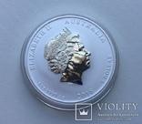 Дракон и Тигр 2018 Австралия Perth Mint, фото №8