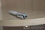 Montegrappa Senna, массивная статусная шариковая ручка,серебро, фото №5