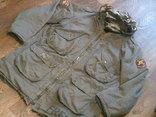 Fresh Oklahoma - куртка штурмовка с бафом камуфляж, фото №6