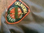 Fresh Oklahoma - куртка штурмовка с бафом камуфляж, фото №8