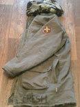 Fresh Oklahoma - куртка штурмовка с бафом камуфляж, фото №10