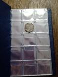 Альбом  для монет на 120 ячеек, фото №3