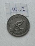 New Zealand 6 pence, 1964, фото №2