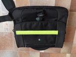 Сумка мужская портфель кейс для компьютера, фото №2