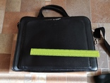 Сумка мужская портфель дипломат, фото №2