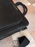 Сумка мужская портфель дипломат, фото №7