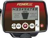 Металлоискатель Fisher F11 фото 2