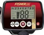 Металлоискатель Fisher F22 фото 2