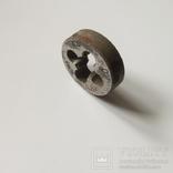Плашка Лерка М9 на 0,5 мм советская новая, фото №2