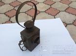 Железнодорожный фонарь М П С, фото №5