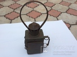 Железнодорожный фонарь М П С, фото №8