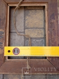 Старая рамка 31 х 21 см.,позолота., фото №5