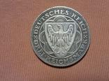 Копия 3 рейхсмарки 1927 год, фото №3