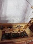 Модель галеона Сан Джованни Батиста, фото №12