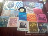 Пластинки 18шт и прокладочный листы, фото №2
