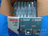 Basf  Е-180 9шт + Adachi Е-180 1шт., фото №4
