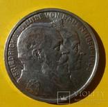 5 марок, 1906 год, Баден,, фото №3