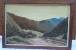 Горный пейзаж, фото №2