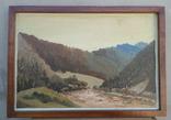 Горный пейзаж, фото №3