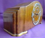 Часы каминные с боем ОЧЗ Орловский часовой завод 1957 год. Рабочие., фото №3