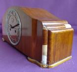 Часы каминные с боем ОЧЗ Орловский часовой завод 1957 год. Рабочие., фото №4
